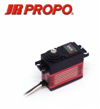 JR Propo E555 - Digital standard servo